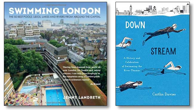 Archway Book Reading Brockwell Swimmers