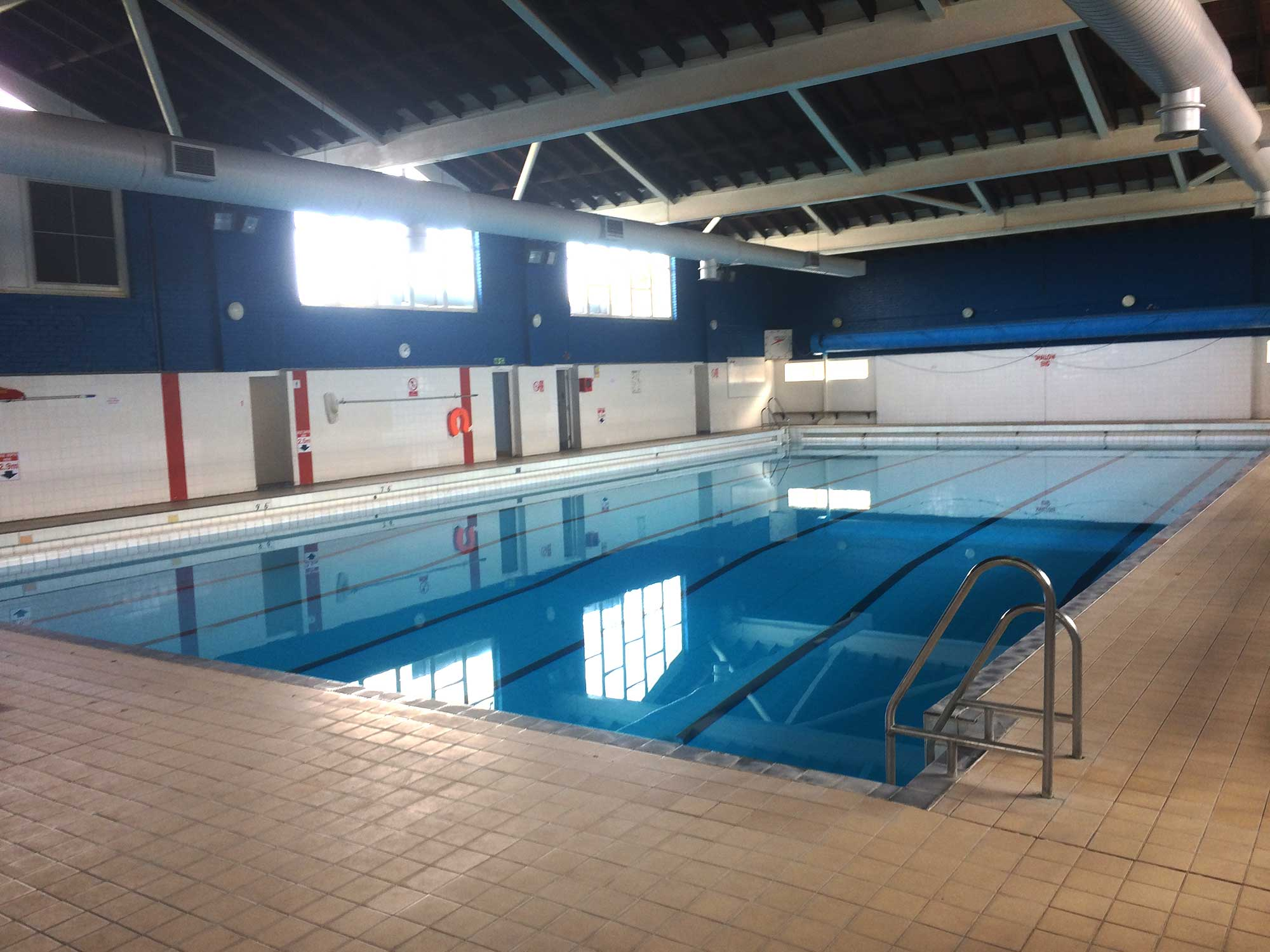 Winter Water Polo Coach Needed Brockwell Swimmers