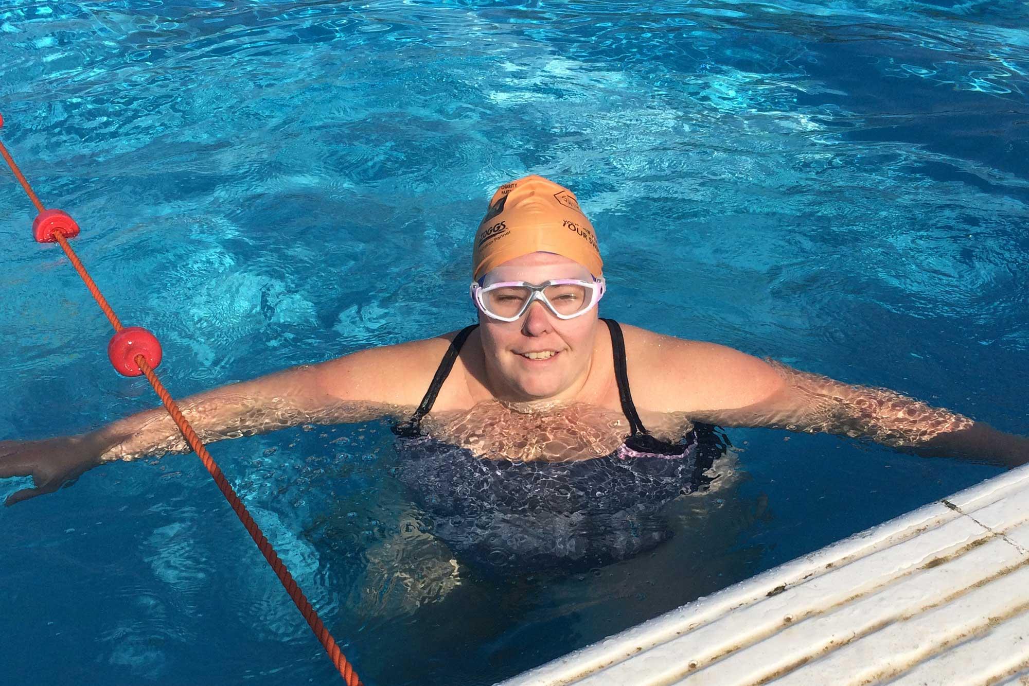 Brockwell Lido swimathon17_charlotte