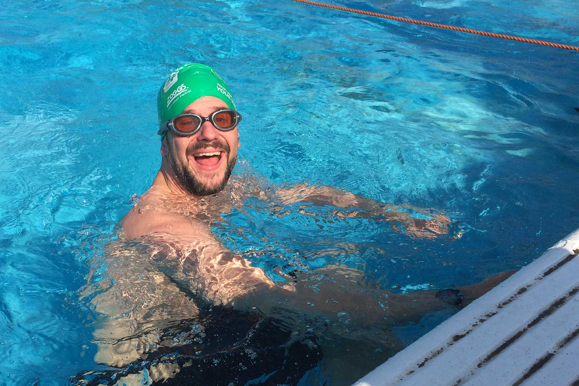 Brockwell Lido swimathon17_james