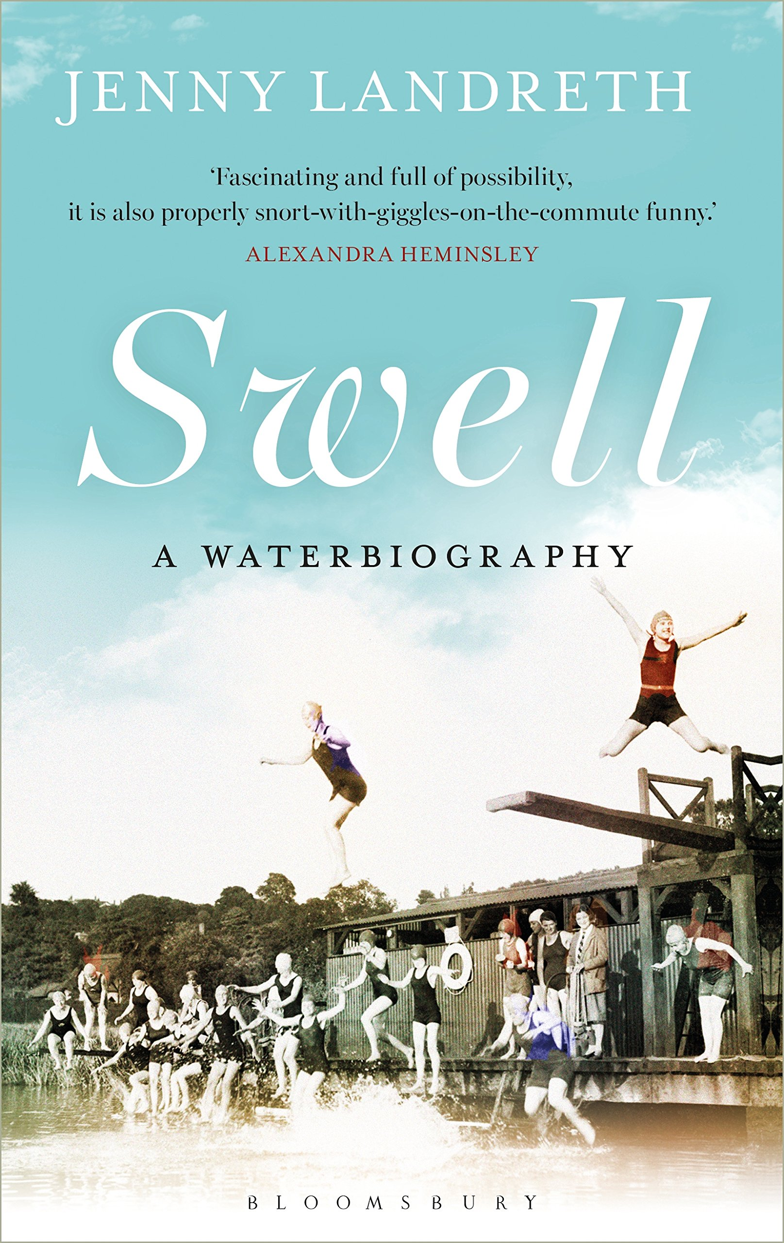 Swell a Waterbiography