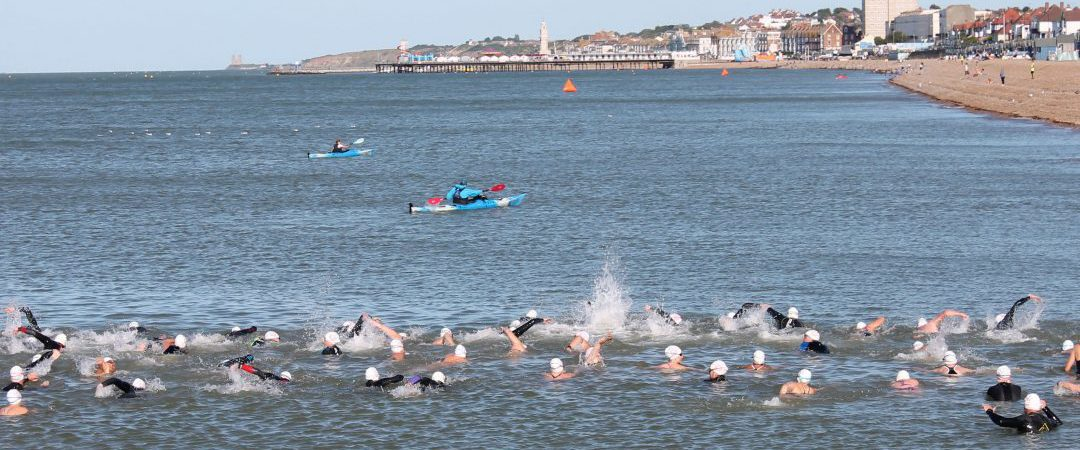 Sea Swims 2018 Brockwell Swimmers